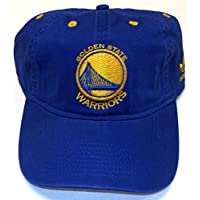 Golden State Warriors Slouch Strap Back Adidas Hat - Osfa
