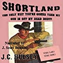 Shortland Audiobook by J.C. Hulsey Narrated by J. Scott Bennett