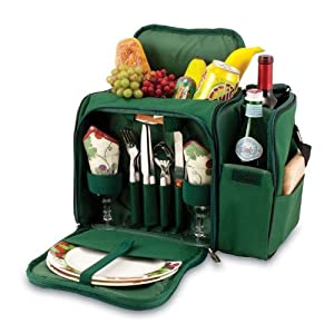 Malibu Insulated Picnic Cooler - Service for 2 from Brookstone