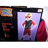 Boys Pirate Halloween Costume Size Large