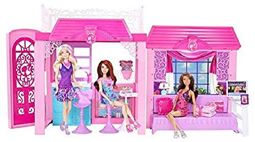Barbie doll figure longing! Gorgeous House X7945 home Building kids günstig als Geschenk kaufen