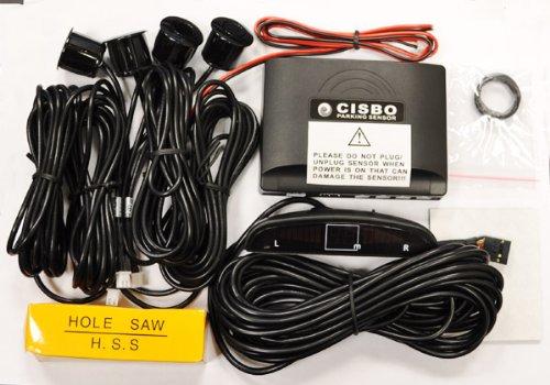 mit-4-sensoren-hinten-einparkhilfe-summer-parkassistent-kit-led-von-netscape-in-schwarz