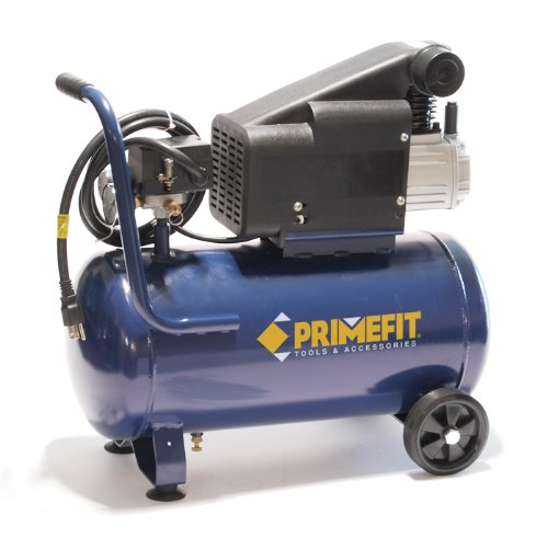 Images for Primefit CM02006 Oil Lubricated Portable Air Compressor, 6-Gallon