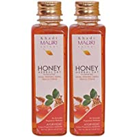 Khadi Mauri Herbal Honey Shampoo Pack Of 2 Ayurvedic Natural 250 Ml Each