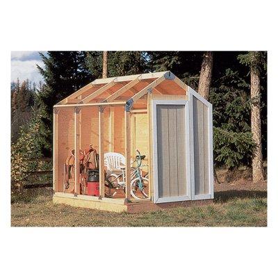 Fast Framer Universal Storage Shed Framing Kit (Metal Building Brackets compare prices)