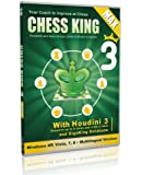Chess King 3 Max Playing and Analysis Software (Just Published June 2013)