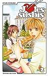 J'aime les sushis, tome 2  par Komura