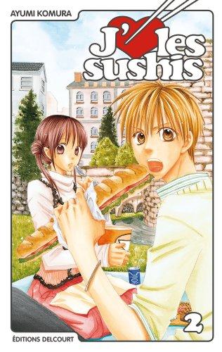 J'aime les sushis (2) : J'aime les sushis