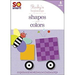 So Smart! Baby's Beginnings V.2: Shapes; Colors