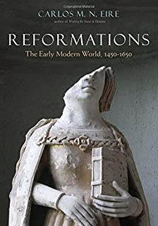 Book Cover: Reformations: The Early Modern World, 1450-1650