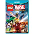 NEW & SEALED! Lego Marvel Super Heroes Nintendo Wii U Game UK