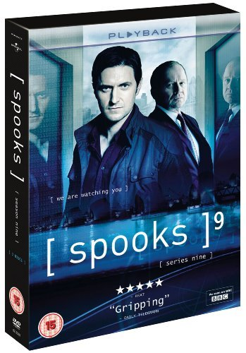 Spooks Series 9 [DVD] by Peter Firth