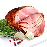 Smoked Apple Cured Half Boneless Ham…