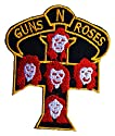 Guns & Roses guns and roses Songs Music t Shirts MG09 Patches