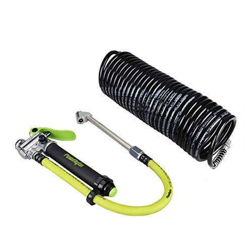 powryte-500111-basic-120-psi-dual-chuck-air-tire-inflator-1-4x-25-recoil-air-hose-kit-by-powryte