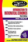 img - for By Edward Dowling Schaum's Outline Introduction to Mathematical Economics (3rd Edition) book / textbook / text book