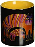 Laurel Burch Artistic Collection Mug, Fantastic Feline Totem, Multicolor