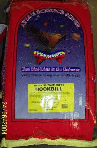 Cheap Volkman Avian Science Super Hookbill 20lb (B003NMUZUC)