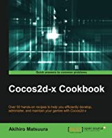 Cocos2d-x Cookbook Front Cover