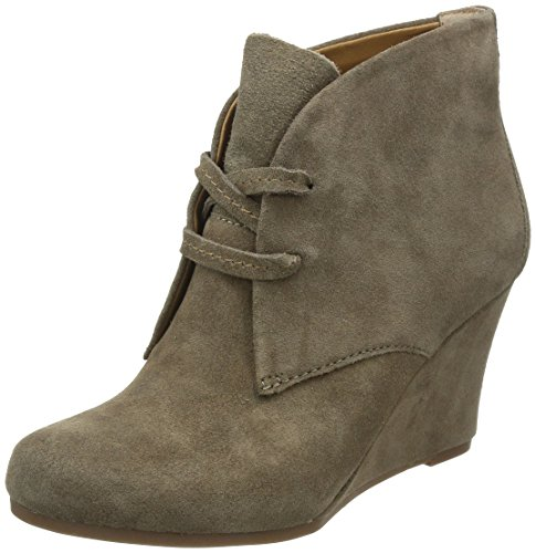 Dv By Dolce Vita Women'S Pellie Boot, Taupe, 8 M Us