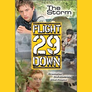 The Storm: Flight 29 Down #4 | [Stan Rogow, D. J. MacHale]