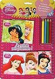 echange, troc Disney - Je colorie mes Disney Princesses