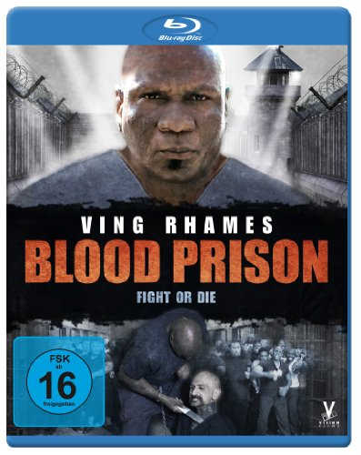 Blood Prison - Fight Or Die [Blu-ray]