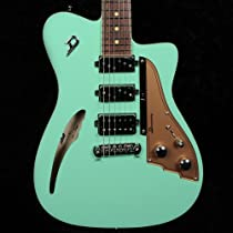 Duesenberg Caribou - Cyan-Green Wraparound Bridge with OHSC