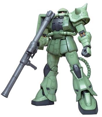 メガサイズモデル 1/48 MS-06F 量産型ザク
