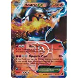 Pokemon - Heatran-EX (13/116) - Plasma Freeze - Holo