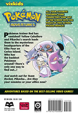 POKEMON ADVENTURES GN VOL 06 RED BLUE