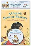 img - for A Child's Book of Prayers - Book & CD set book / textbook / text book