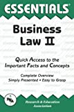 img - for Business Law II Essentials (Essentials Study Guides) book / textbook / text book