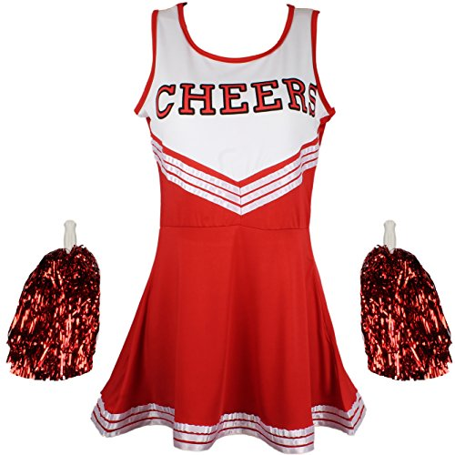 cheerleader-fancy-dress-outfit-uniform-high-school-musical-costume-with-pom-poms-red-cheerleader-lar