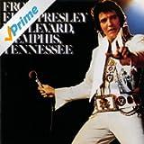 From Elvis Presley Boulevard Memphis