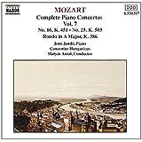 Mozart: Complete Piano Concertos, Vol. 7