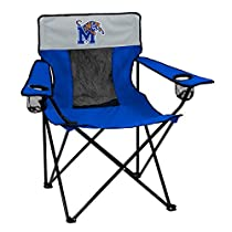 NCAA Memphis Tigers Adult Elite Chair, Royal