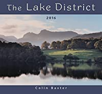 The Lake District 2016 Calendar, Colin Baxter