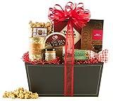 Wine.com Gourmet Greetings Gift Basket, 2.95 Pound