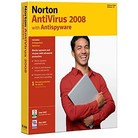 Norton Antivirus 2008 3 User [OLD VERSION]