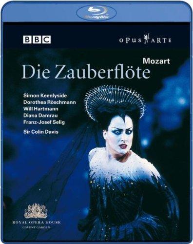 La Flauta Magica (C.Davis) - Mozart - Blu Ray