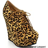 Forever Trendy-97 Womens New Hot Fashion Sexy Round Toe Lace Up Stylish Booties