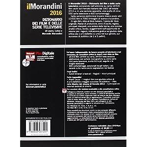 Il Morandini 2016. Dizionario dei film. Con DVD-ROM