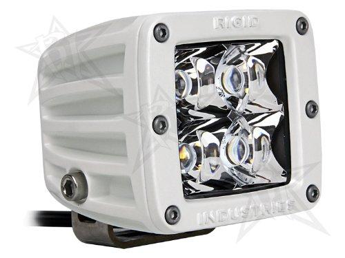 Rigid Industries 60221 M-Series Dually LED Spotlight, (Set of 2)