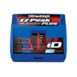 Traxxas 2970 EZ-Peak Plus 4-Amp NiMH/LiPo Fast Charger with iD Auto Battery Identification
