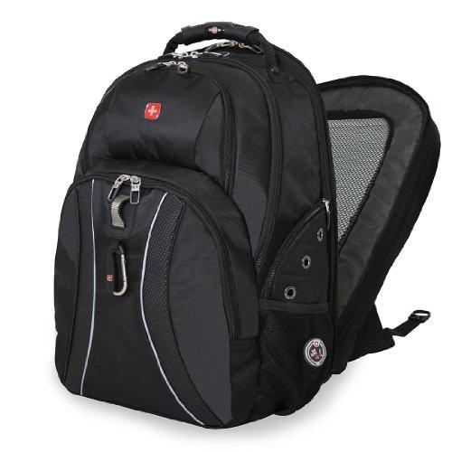 Swissgear Scansmart ® Laptop Backpack, Multiple Colors (Black)