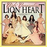 GIRL'S GENERATION - [ LION HEART ] Vol. 5 Album CD + Poster K-POP Sealed SNSD