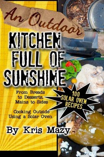 An Outdoor Kitchen Full of Sunshine