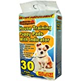 90 x House Training Puppy Pads with Indicator