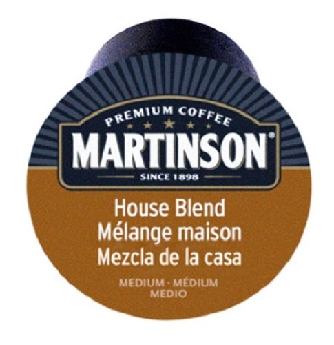 Martinson Coffee, House Blend, 48 Single Serve RealCups (Martinson Coffee Can compare prices)